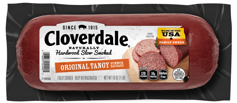 Original Tangy Summer Sausage