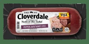 Pepper Jack Summer Sausage