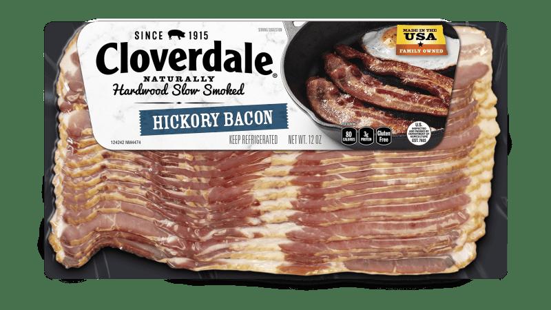Hickory Bacon 12oz.
