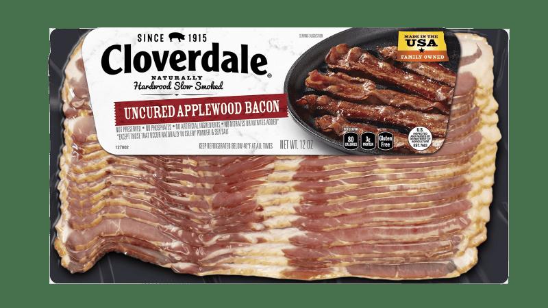 Uncured Bacon 12oz.