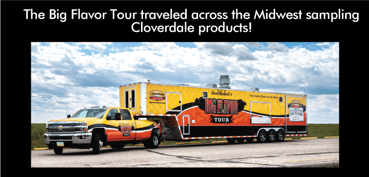 Big Flavor Tour across the Midwest
