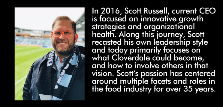 Scott Russell CEO
